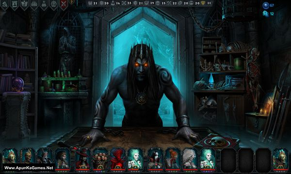 Iratus: Lord of the Dead Screenshot 1, Full Version, PC Game, Download Free