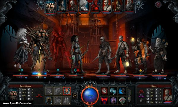 Iratus: Lord of the Dead Screenshot 3, Full Version, PC Game, Download Free