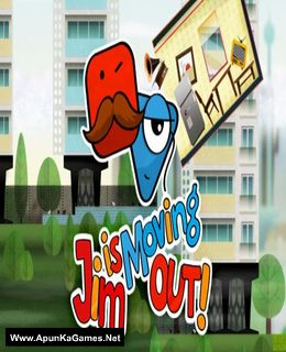 Jim is Moving Out! Cover, Poster, Full Version, PC Game, Download Free