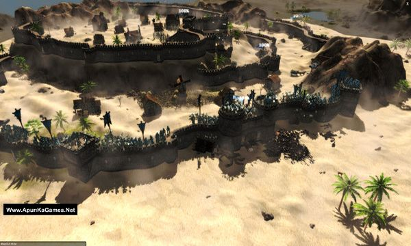 Kingdom Wars 2: Definitive Edition Screenshot 1, Full Version, PC Game, Download Free