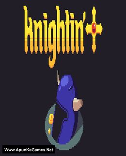 Knightin'+ Cover, Poster, Full Version, PC Game, Download Free