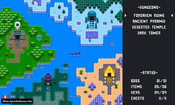 Knightin'+ Screenshot 1, Full Version, PC Game, Download Free