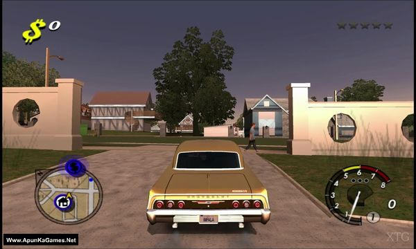 L.A. Rush Screenshot 1, Full Version, PC Game, Download Free