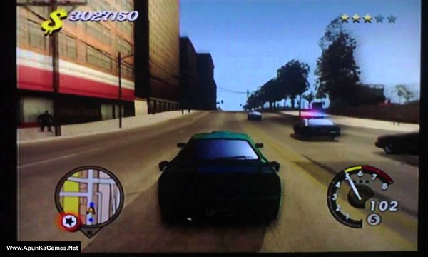 L.A. Rush Screenshot 2, Full Version, PC Game, Download Free