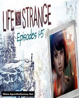 Life Is Strange (Episode 1-5) Cover, Poster, Full Version, PC Game, Download Free
