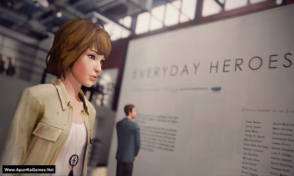 Life Is Strange (Episode 1-5) Screenshot 3, Full Version, PC Game, Download Free