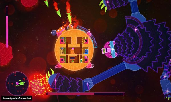 Lovers in a Dangerous Spacetime Screenshot 3, Full Version, PC Game, Download Free