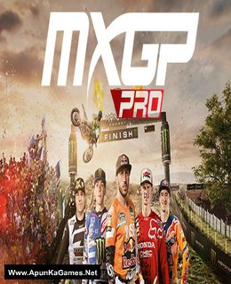 MXGP PRO Cover, Poster, Full Version, PC Game, Download Free