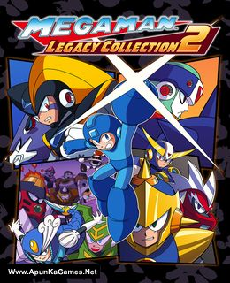 Mega Man Legacy Collection 2 PC Game - TechInfa com