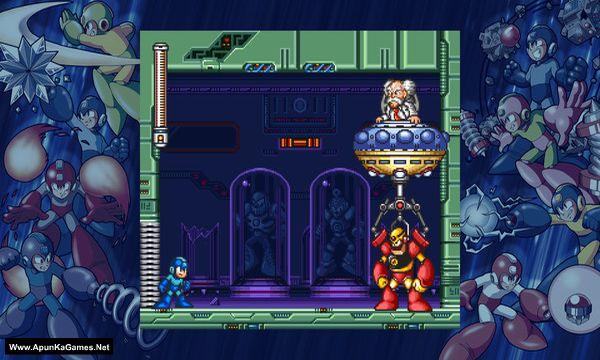 Mega Man Legacy Collection 2 Screenshot 2, Full Version, PC Game, Download Free