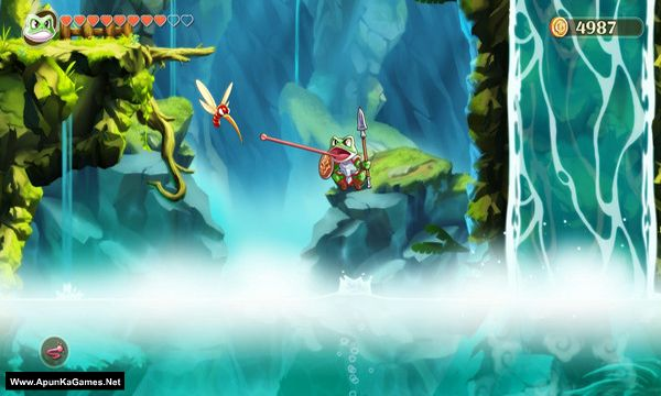 Monster Boy and the Cursed Kingdom Screenshot 2, Full Version, PC Game, Download Free