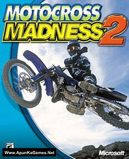 Motocross Madness 2 Cover, Poster, Full Version, PC Game, Download Free