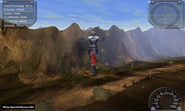Motocross Madness 2 Screenshot 2, Full Version, PC Game, Download Free