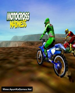 Motocross Madness Cover, Poster, Full Version, PC Game, Download Free