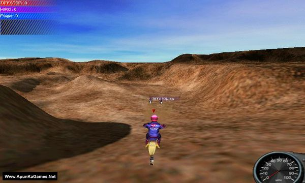 Motocross Madness Screenshot 1, Full Version, PC Game, Download Free