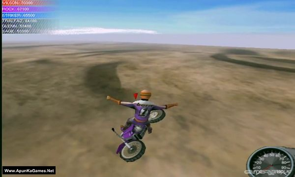 Motocross Madness Screenshot 2, Full Version, PC Game, Download Free