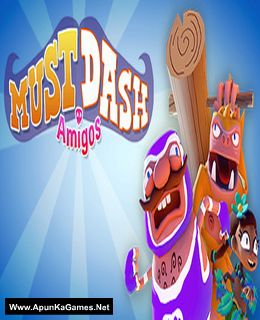 Must Dash Amigos Cover, Poster, Full Version, PC Game, Download Free