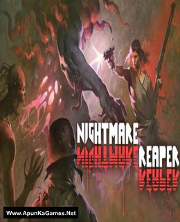 Nightmare Reaper Cover, Poster, Full Version, PC Game, Download Free