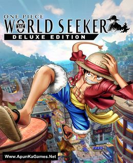 One Piece: World Seeker Cover, Poster, Full Version, PC Game, Download Free