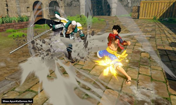 One Piece: World Seeker Screenshot 1, Full Version, PC Game, Download Free