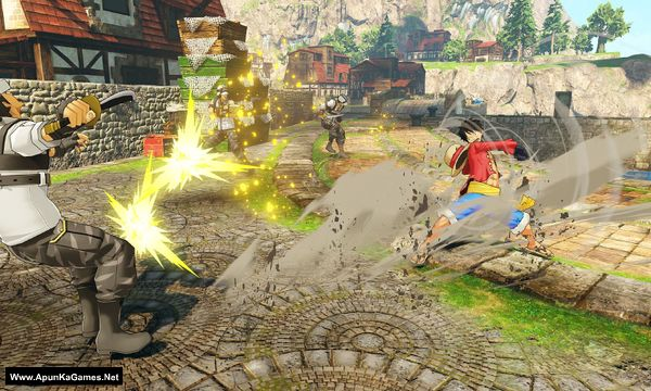 One Piece: World Seeker Screenshot 2, Full Version, PC Game, Download Free