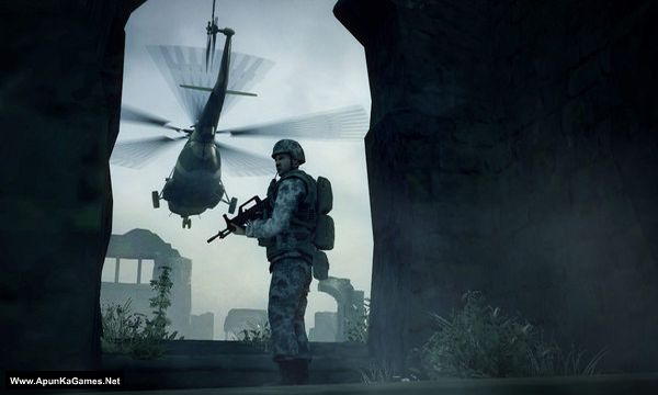 Operation Flashpoint: Dragon Rising Screenshot 1, Full Version, PC Game, Download Free