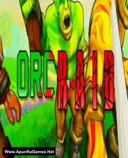 Orc Raid Cover, Poster, Full Version, PC Game, Download Free