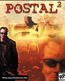 Postal 2 Cover, Poster, Full Version, PC Game, Download Free