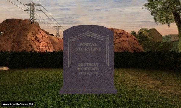Postal 2 Screenshot 2, Full Version, PC Game, Download Free