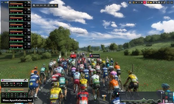 Pro Cycling Manager 2019 Screenshot 1, Full Version, PC Game, Download Free