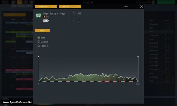Pro Cycling Manager 2019 Screenshot 3, Full Version, PC Game, Download Free