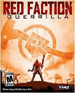 Red Faction: Guerrilla Cover, Poster, Full Version, PC Game, Download Free