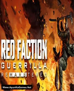 Red Faction: Guerrilla Remastered Cover, Poster, Full Version, PC Game, Download Free