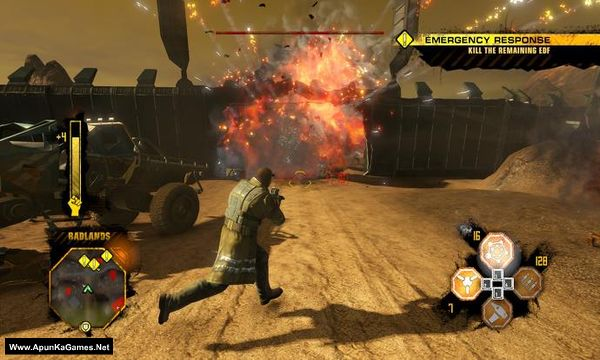 Red Faction: Guerrilla Screenshot 1, Full Version, PC Game, Download Free