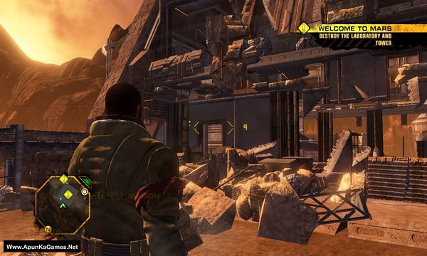 Red Faction: Guerrilla Screenshot 2, Full Version, PC Game, Download Free
