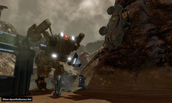 Red Faction: Guerrilla Remastered Screenshot 2, Full Version, PC Game, Download Free