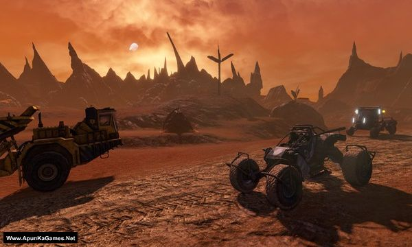 Red Faction: Guerrilla Remastered Screenshot 3, Full Version, PC Game, Download Free