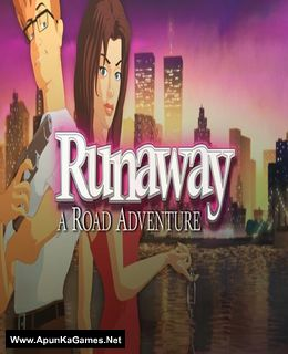 Runaway: A Road Adventure Cover, Poster, Full Version, PC Game, Download Free