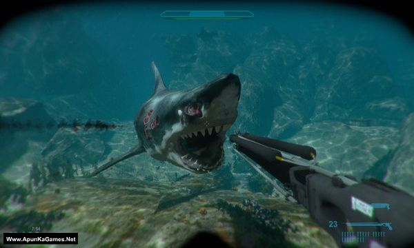 Shark Attack Deathmatch 2 Screenshot 1, Full Version, PC Game, Download Free