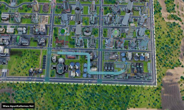 SimCity 2013 Screenshot 1, Full Version, PC Game, Download Free