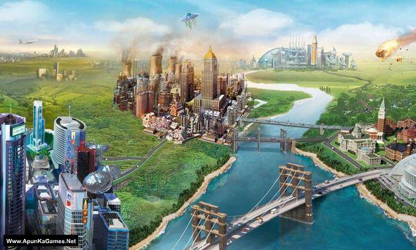 SimCity 2013 Screenshot 2, Full Version, PC Game, Download Free