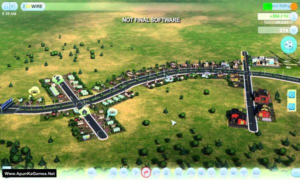 SimCity 2013 Screenshot 3, Full Version, PC Game, Download Free