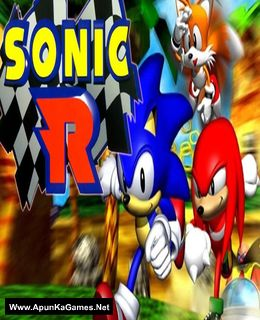 Sonic R Cover, Poster, Full Version, PC Game, Download Free