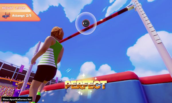 Summer Sports Games Screenshot 1, Full Version, PC Game, Download Free