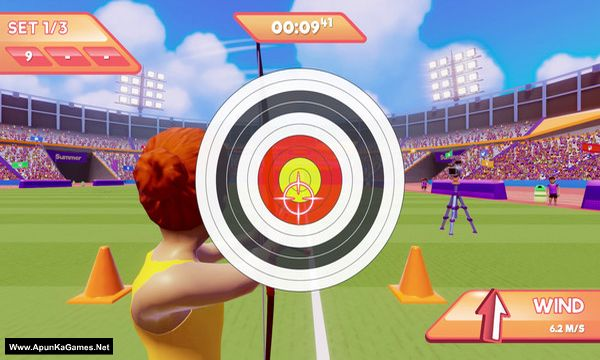 Summer Sports Games Screenshot 3, Full Version, PC Game, Download Free