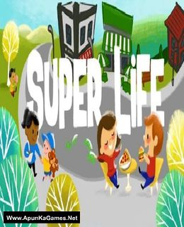 Super Life (RPG) Cover, Poster, Full Version, PC Game, Download Free
