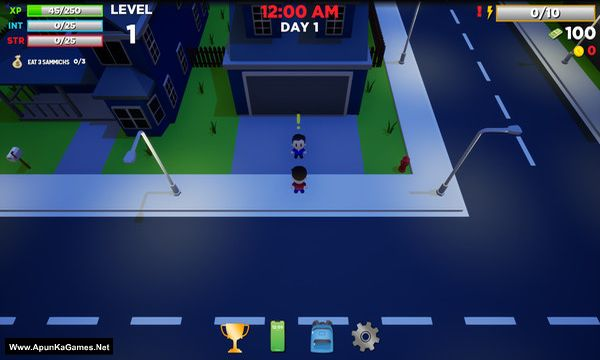 Super Life (RPG) Screenshot 1, Full Version, PC Game, Download Free