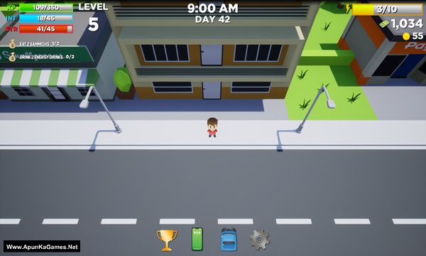 Super Life (RPG) Screenshot 3, Full Version, PC Game, Download Free