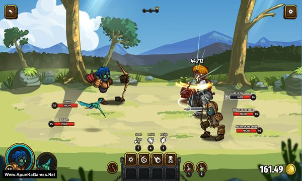 Swords & Souls: Neverseen Screenshot 1, Full Version, PC Game, Download Free