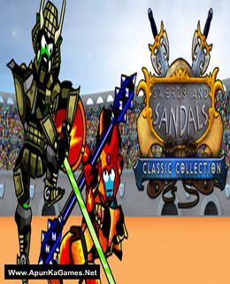 Swords and Sandals Classic Collection Cover, Poster, Full Version, PC Game, Download Free